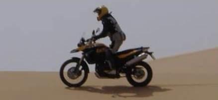 Atravesando el Gobi en moto: de Pekin a la lejana Kasghar