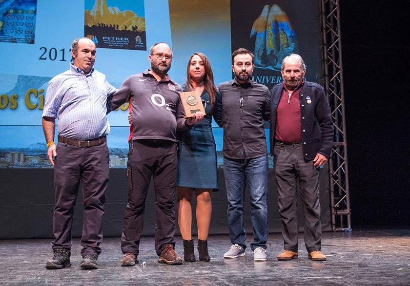 Premio Mejor Guión de la Gala Cuentamontes 2018.